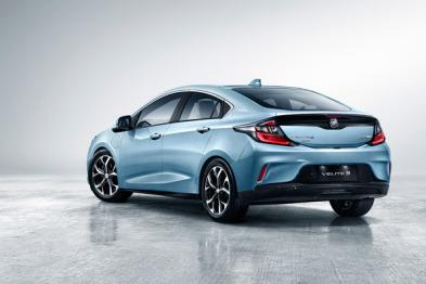 押注一个未来:别克首款增程型混合车Velite5即将上市