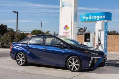 日本方案2040年遍及氢燃料电池车