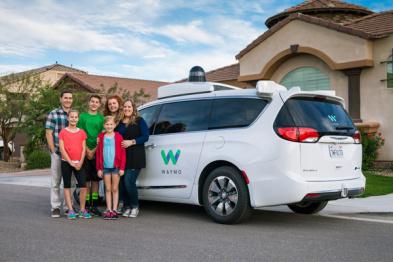 谷歌无人车首次对民众开放,Waymo在美测试无人车载客服务