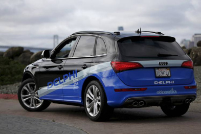 Mobileye和德尔福展开合作,计划2019年推出一站式自动驾驶解决方案