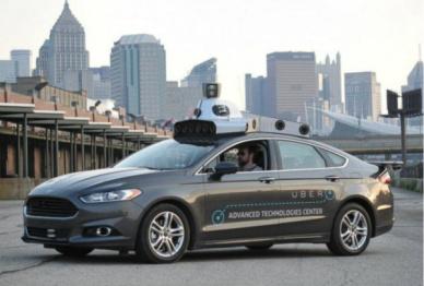 Uber自动驾驶汽车终于上路了,那么坐起来怎么样?