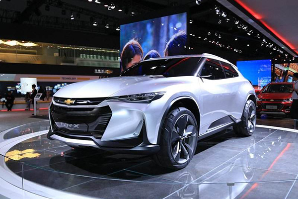 FNR-X概念车