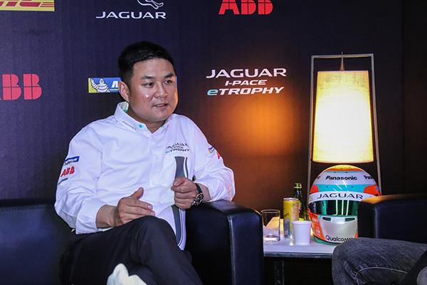 捷豹路虎中国与奇瑞捷豹路虎联合市场营销与服务机构市场及产品营销执行副总裁胡波