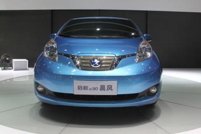 雷诺日产将在华推出8000美元左右电动车