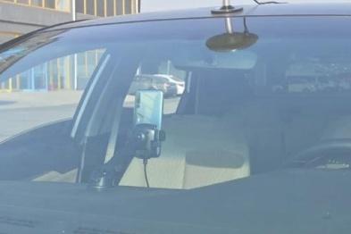 荣耀Magic 2智能手机为自动驾驶车辆提供导航服务