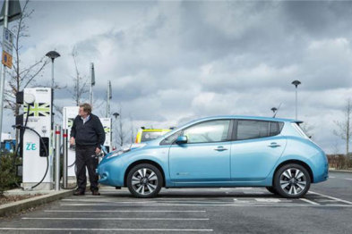 英国拟2017年设充电桩公共定价,促电动车发展立新规