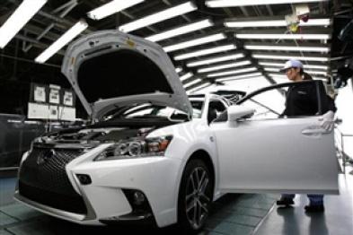 丰田内部人士:雷克萨斯国产方案已确认