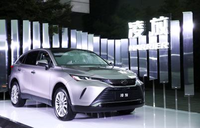 一汽丰田凌放:将雷克萨斯的优雅与丰田的从容相融