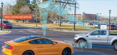 福特拟2022年在美新车都搭载C-V2X技术