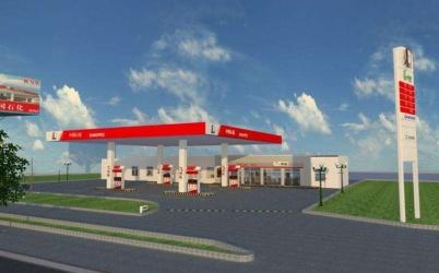 中石化在海南省内10座加油站安装40个充电桩