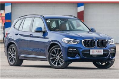 全新BMW X3今日正式上市,预计39.98万起售