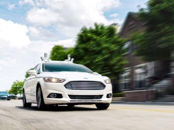福特与航空公司合作拟定自动驾驶策略