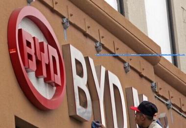 比亚迪将在匈牙利建电动车工厂