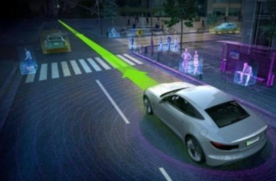 英国利用自动驾驶网联车 帮助探测路面坑洞