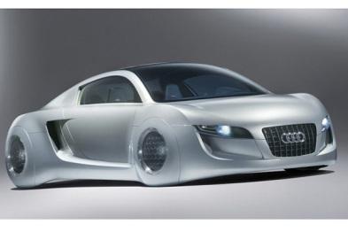 传苹果想要为自动驾驶汽车打造球形车轮