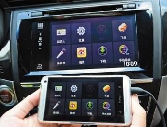 《华尔街日报》:手机应用与车载系统联姻创造全新卖点