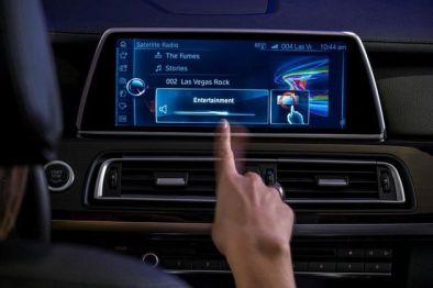 LG将为奔驰提供手势识别系统 打手势可操控汽车