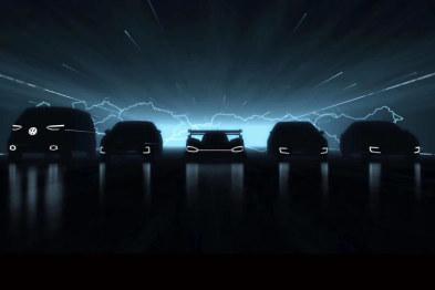 大众纯电动SUV I.D. Lounge:续航里程600km,或上海车展首秀