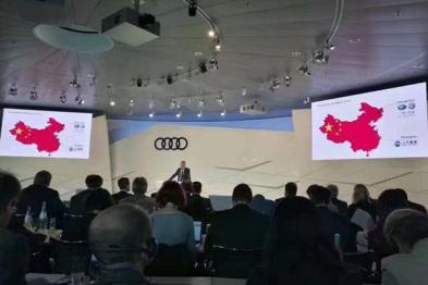 奥迪中国:对错误使用中国版图行为道歉