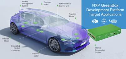 恩智浦发布GreenBox汽车电气化平台,主打智能化应用开发