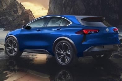 别克将推全新电动SUV,4秒破百/续航达596公里