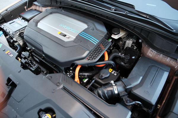 氢燃料电池组(堆)