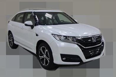 东风本田曝光全新中型SUV,比冠道好看