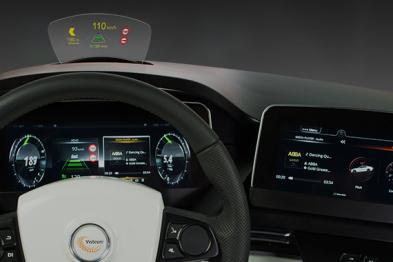 伟世通将在上海车展展出自动驾驶项目