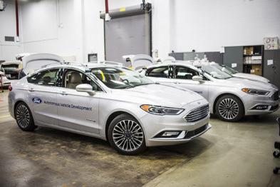 福特将在CES展示最新自动驾驶汽车,这里有一个抢先视频