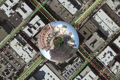谷歌地图解密:大数据与机器学习的结合