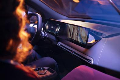 宝马发布全新BMW iDrive系统,这是宝马眼中未来的样子