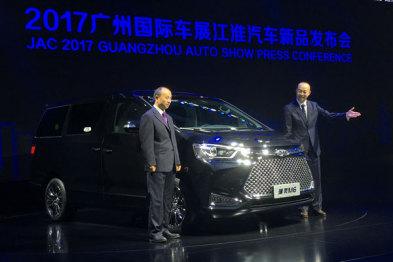抢占消费升级型市场,江淮乘用车中高端产品矩阵提速品牌向上