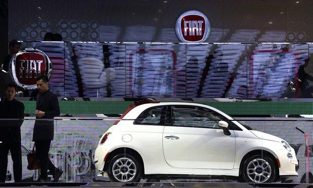 菲亚特500是目前已知在售车型中官方和实际油耗值相差最多的