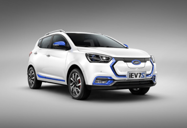 江淮纯电SUV iEV7S发布,补贴后售价11.95万