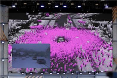 Waymo利用深度学习技术消除传感器噪声