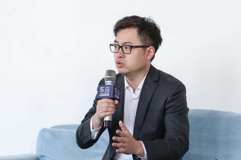 禾多科技副总裁王征