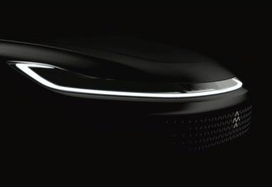 FF明年CES要发布这样一款电动车:摄像头取代后视镜、可伸缩激光雷达