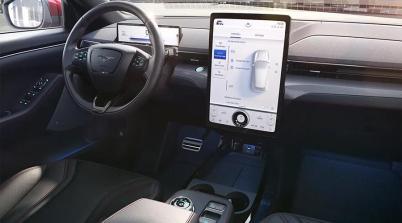 均胜电子智能座舱 搭上福特首款纯电SUV野马Mach-E