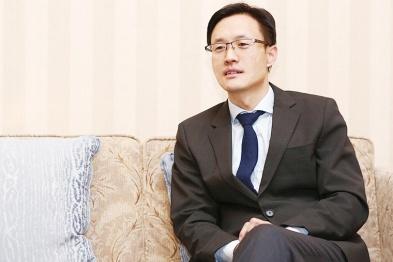 原北汽副总经理张勇出任合众汽车总裁