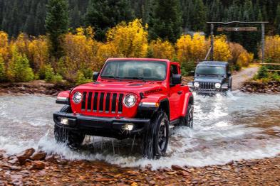 与美版不一样的发动机,进口国内的Jeep牧马人是优待还是歧视?