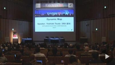 东京开发3D地图,计划2020年普及自动驾驶