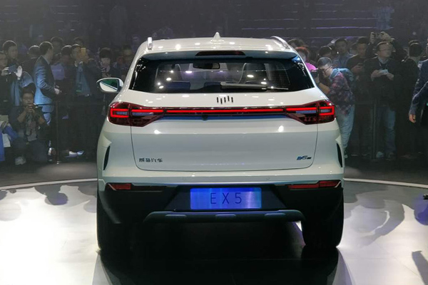 威马EX5车型