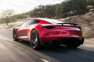 特斯拉下一代Roadster或使用Space X火箭技术