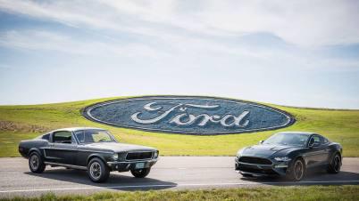 福特:将布局基于5G的蜂窝车联网技术  | CES 2019