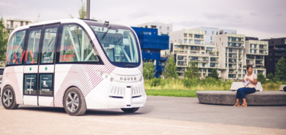 法雷奥领投,法国Navya公司自动驾驶巴士项目融资3400万美元