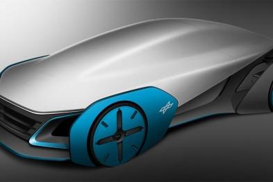 德国航空航天中心打造轻量化汽车,推出下一代汽车研究项目