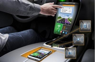 Continental红外光幕系统,廉价汽车也能拥有触摸屏