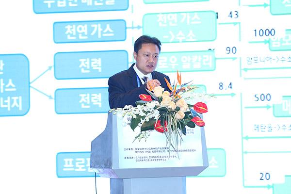 北京低碳清洁能源研究院氢能技术开发部经理何广利