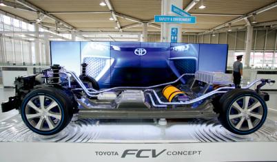 丰田燃料电池车,为什么红不过特斯拉?