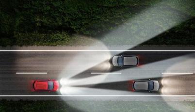 欧宝矩阵LED大灯可降低与动物碰撞发生率